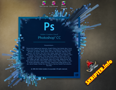 Adobe Photoshop CC 14 Nulled Rus