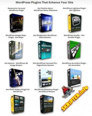 HotThemes - All 11 Premium plugins