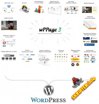 wPPage 3.4.3 Nulled