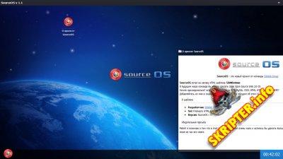 SourceOS v 1.1