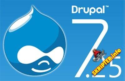Drupal 7.25 RUS