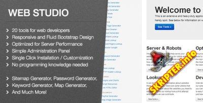 Web Studio 1.0