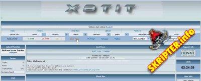 xbtit v.2.3.0 rev.756 Rus + 46 хаков