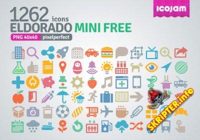 Eldorado - иконки для сайта
