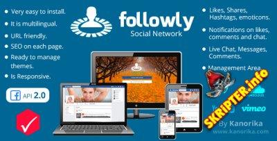 Followly - Social Networking Platform v1.2.3