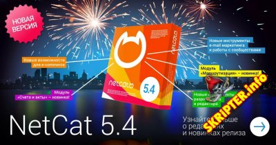 NetCat 5.4 Extra Nulled
