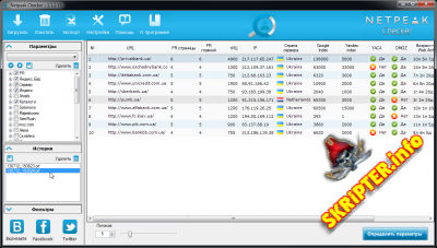 Netpeak Checker 2.2.0.5