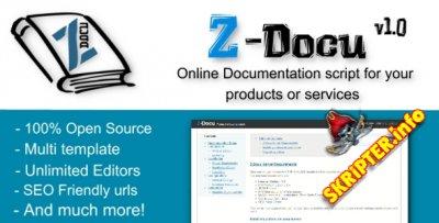 Z-Docu 1.0