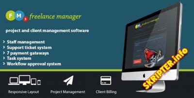 Freelance Manager v3.0