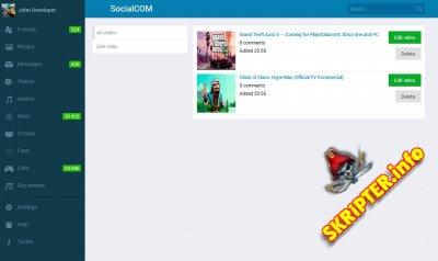 SocialCOM 1.0 Rus