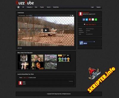 BuzzTube 1.0.0