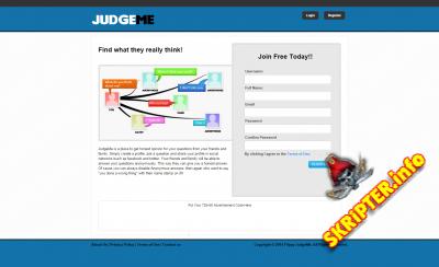 JudgeMe 1.0.0