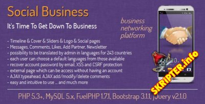 Social Business Networking 1.1