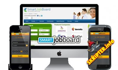 SmartJobBoard v4.2 Build 9466 Rus