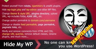 Hide My WP v.4.0