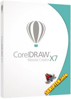 Corel Website Creator X7 13.50.0100.5566 Rus RePack