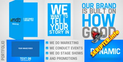 Promote Your Business - Project for After Effects (Videohive)