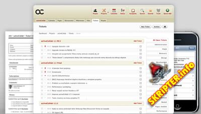 activeCollab corporate v5.13.34 Rus - система управления проектами