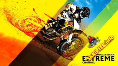 Extreme Channel - Project for After Effects (Videohive)