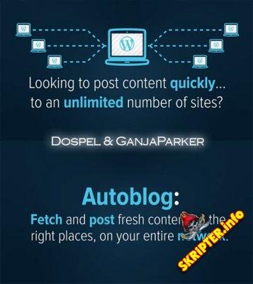 Autoblog Pro v.4.0.9.5