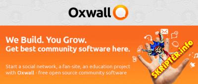 Oxwall 1.8.4.1 Rus - скрипт социальной сети