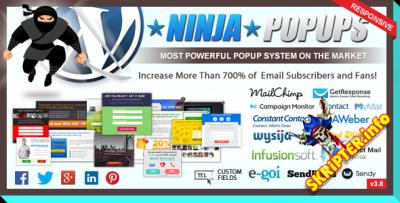 Ninja Popups v.3.8