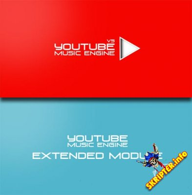 Youtube Music Engine v.5.7.2 Rus+ Musik module v.2.4.1