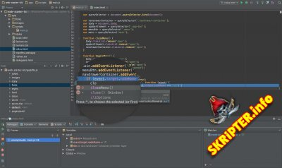 JetBrains WebStorm 9.0.1 Full