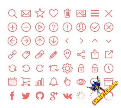 Evil Icons 1.0.2