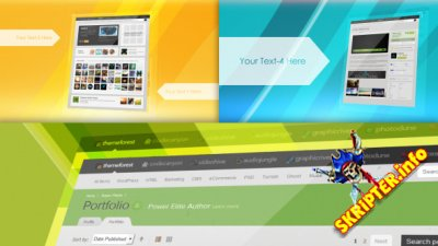 Website Presentation - Project for After Effects (Videohive)
