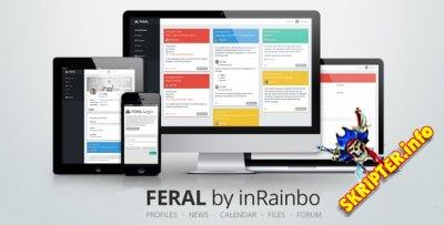 Feral 1.3 - социальная платформа