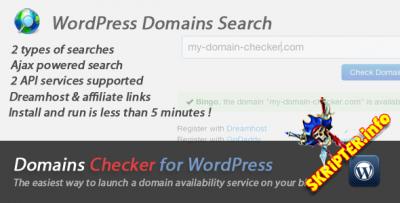 Domains Names Checker v1.3