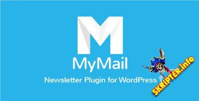 MyMail v2.0.30 Rus - плагин Email рассылки для WordPress
