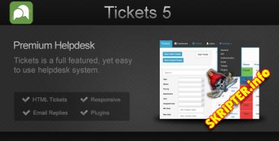 Tickets v5.1