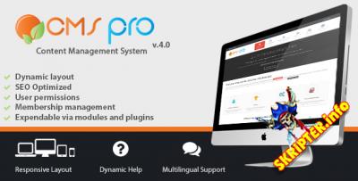 5 модулей для CMSpro