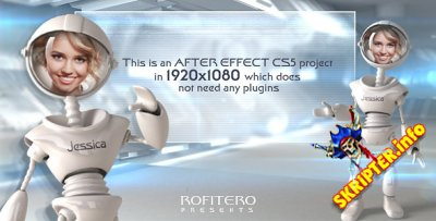 I Robot - Project for After Effects (Videohive)