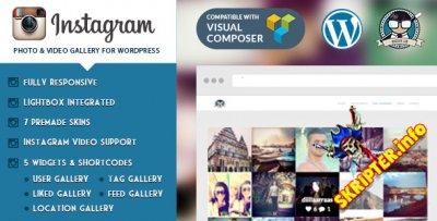 Instagram Photo & Video Gallery v2.1