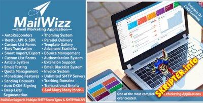 MailWizz v1.3.7.8 Rus - скрипт для емэйл маркетинга