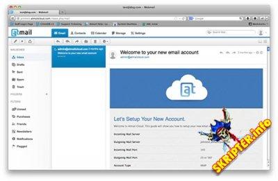 Atmail Webmail Client v7.2.0