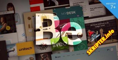 BeTheme v7.8 - потрясающая премиум-тема для WordPress