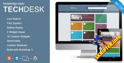 TechDesk v1.01