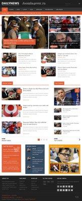 Шаблон YJ Dailynews v3.3.4
