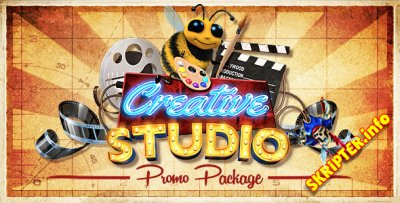 Creative Studio Promo Package - Project for After Effects (Videohive)