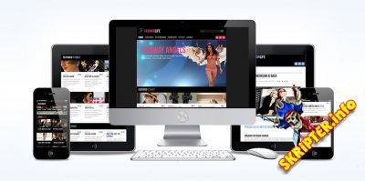 JXTC Fashion Life - шаблон блога о моде для Joomla