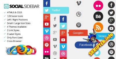Social Sidebar v1.0