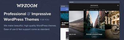 WPZoom Themes Pack - премиум шаблоны  для WordPress