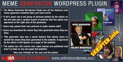 Meme Generator v.2.0