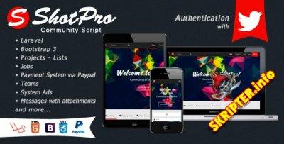 ShotPro v2.1 - скрипт сообщества дизайнеров