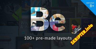 BeTheme v8.0 - потрясающая премиум-тема для WordPress