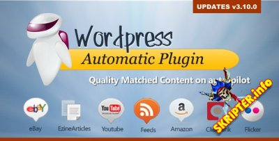 Wordpress Automatic Plugin v3.10.0